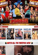 Hustler Parodies porn site