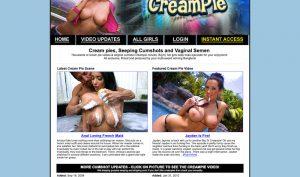 Big Tit Creampie porn site