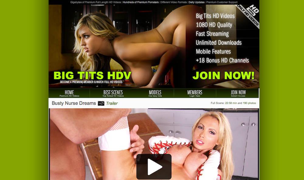 Big Tits HDV