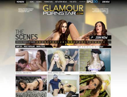 Glamour Pornstar