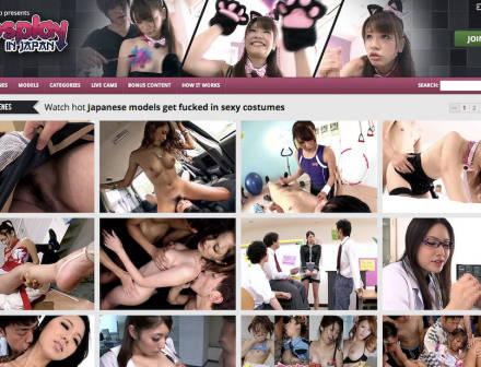 Cosplay In Japan