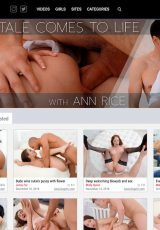 Anal Angels porn site
