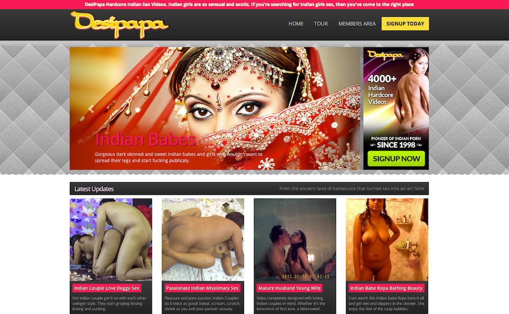 Desi Papa Review - Indian Porn Sites  The Lord Of Porn-4301