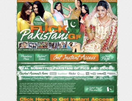 Fuck My Pakistani GF