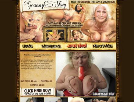Granny Shag