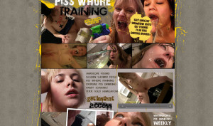 piss whore training porn site