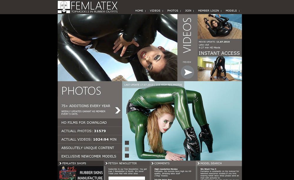 Fem Latex Review - Latex Porn Sites  The Lord Of Porn-7261