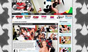 panda fuck porn site