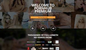 pornhub premium porn site