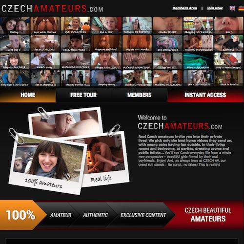 Top czech porn sites