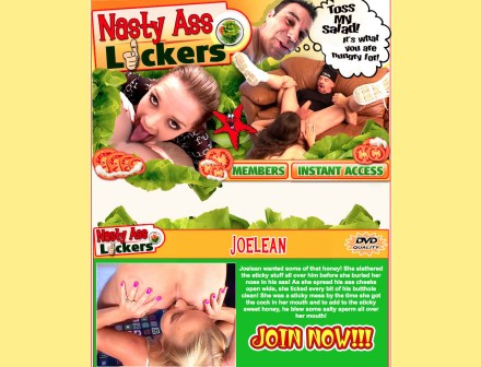 Nasty Ass Lickers