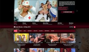 Dirty Clinic porn site