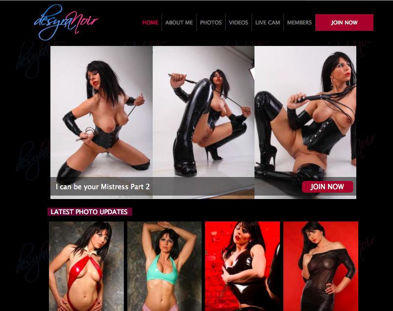 Latex porn sites