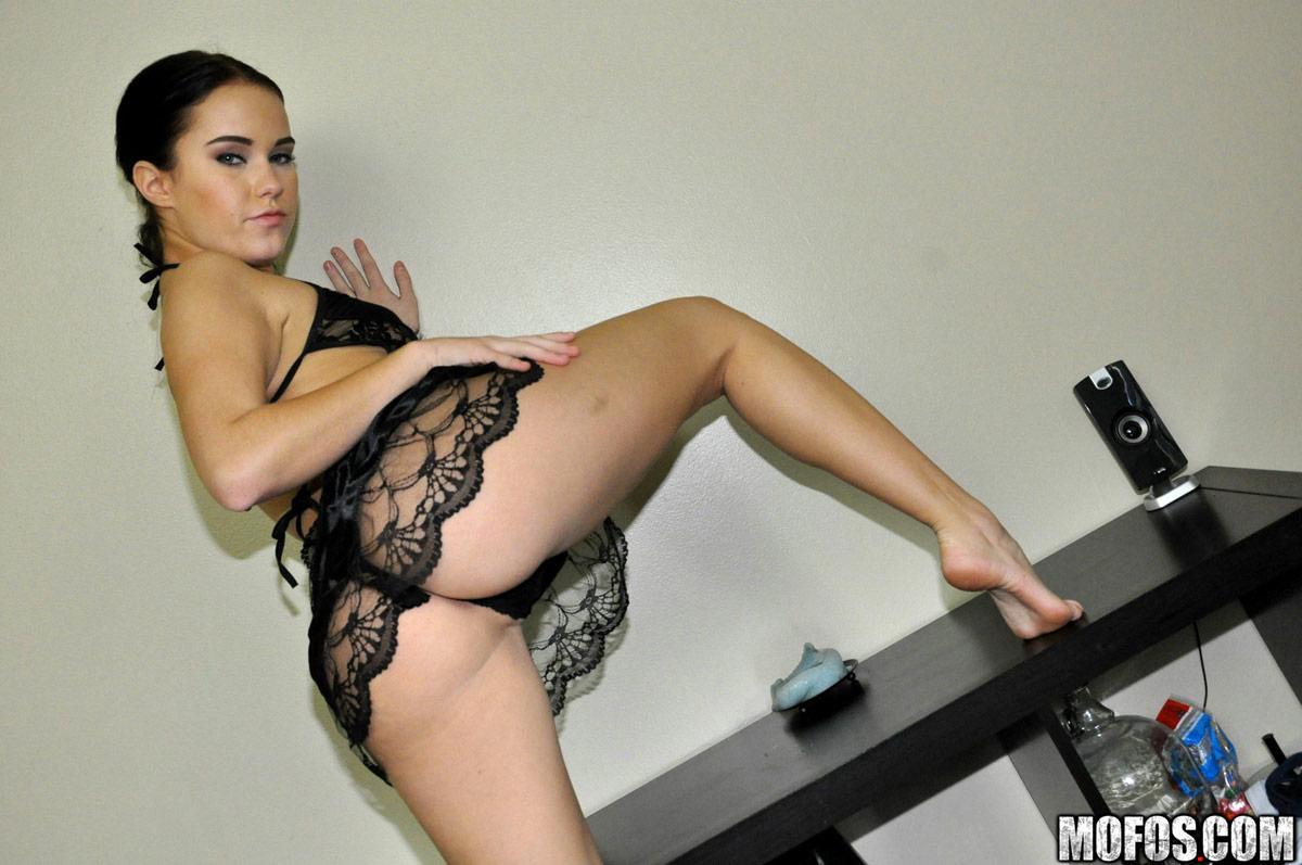 Megan rain interracial porn star