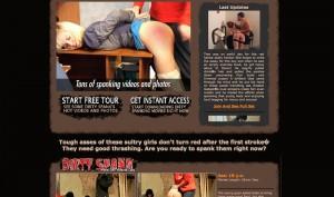 dirty spank