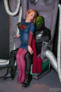 Supergirl xxx