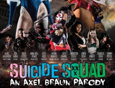 Suicide Squad XXX: An Axel Braun Parody