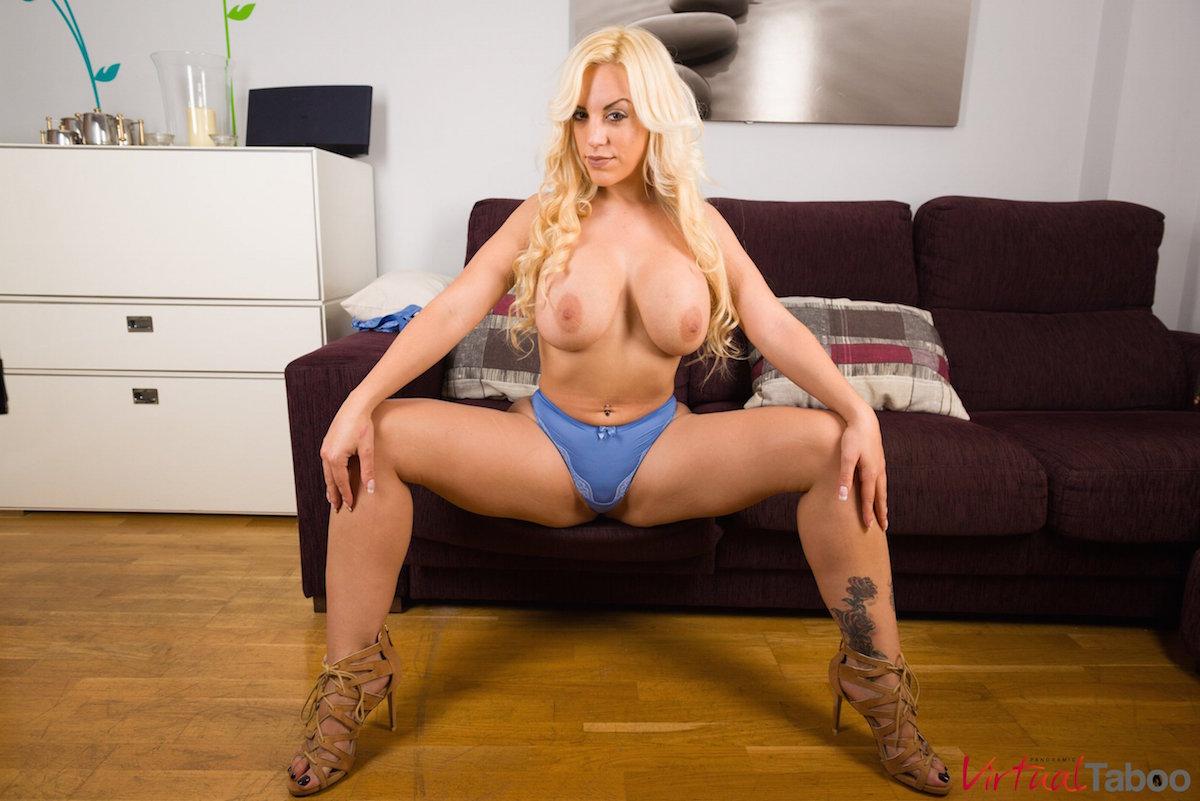Blondie fesser pics