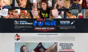 nerd pervert porn site