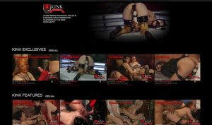 Kink University porn site
