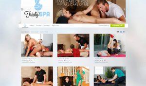 tricky spa porn site