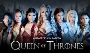 Queen of Thrones A XXX porn Parody