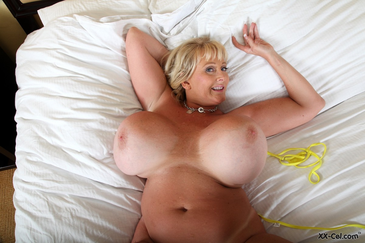 Biggest boobs on porn