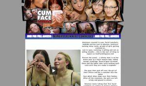 cum face digrace porn site