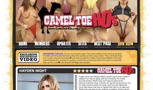 Cameltoe Hos porn site