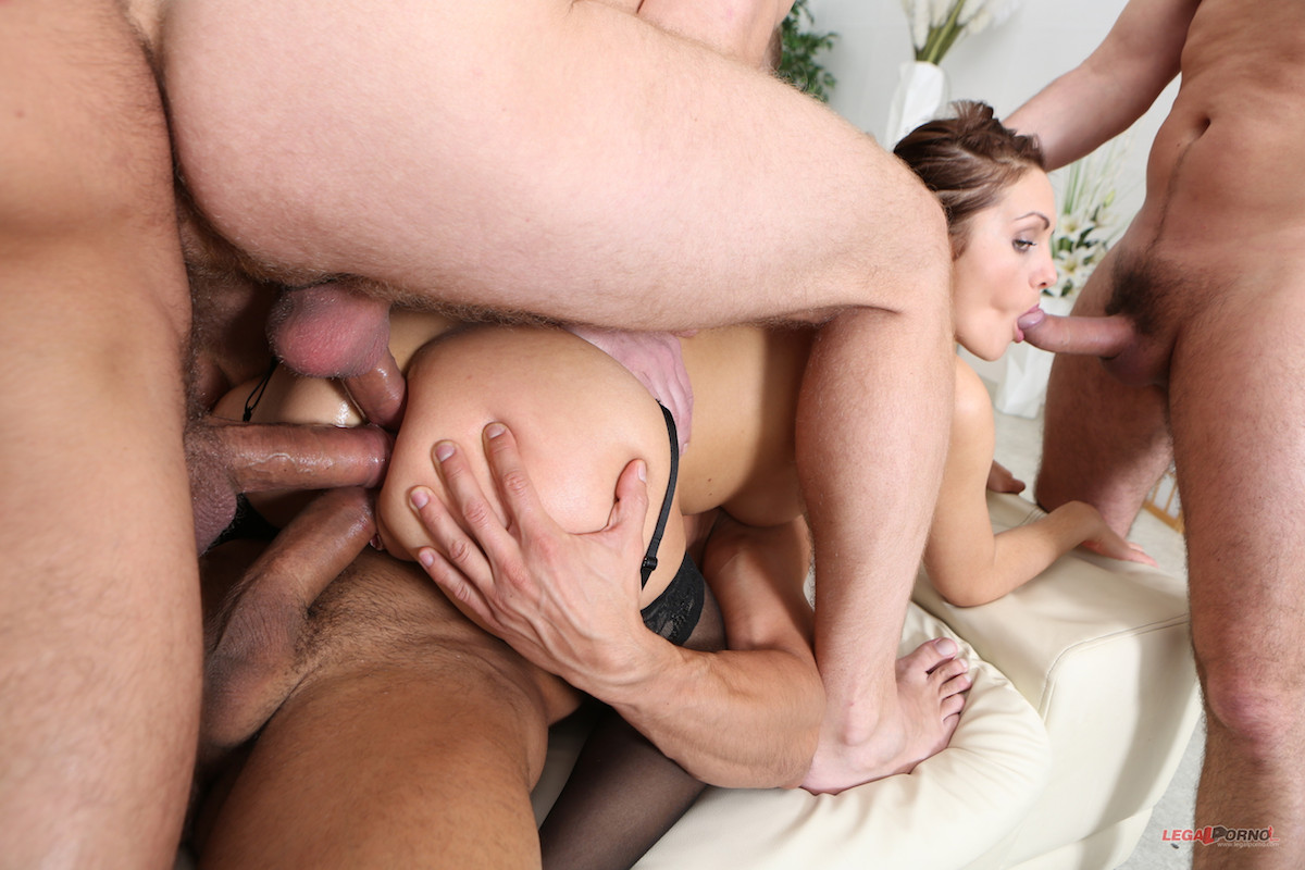 Top 5 Pornostjerner Hvem gjorde Triple Penetration - The Lord of Porn-4279