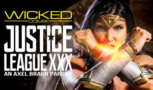 Justice League XXX parody official