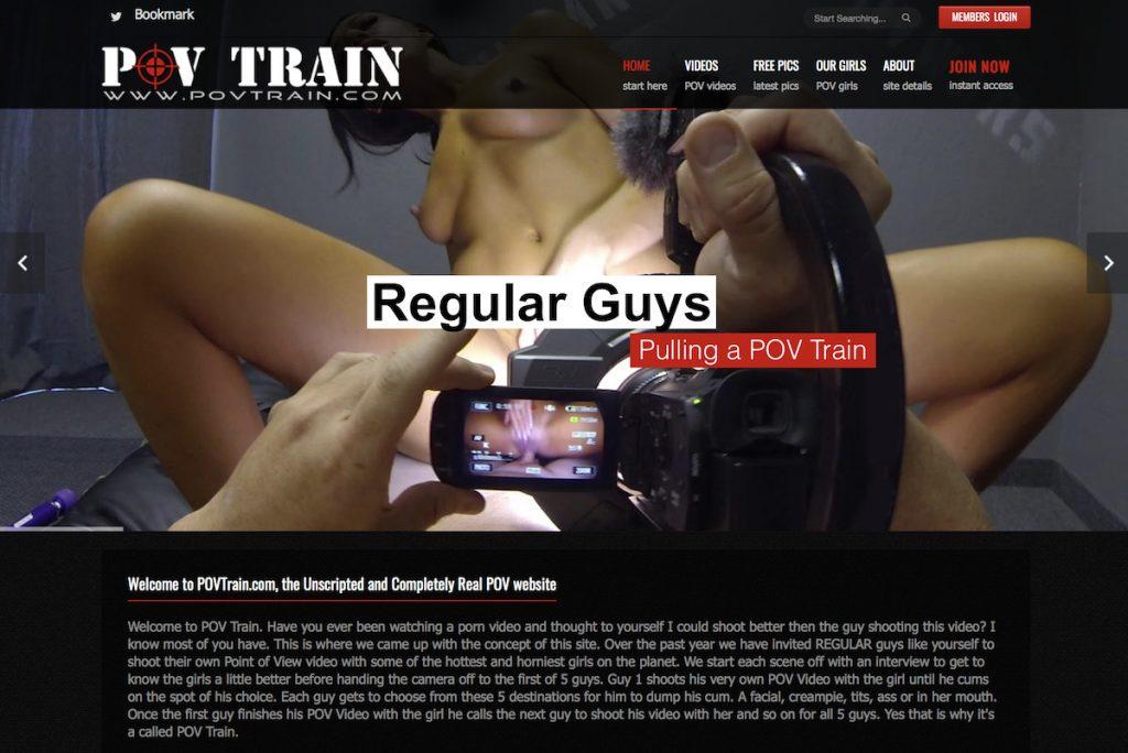 POV Train