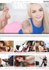 Petite XXX porn site
