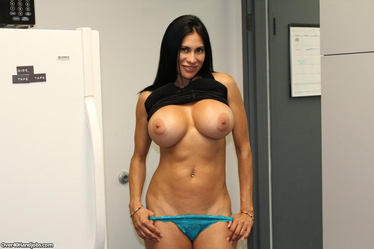 Top 25 Brunette Milf Pornstars - The Lord Of Porn-9716