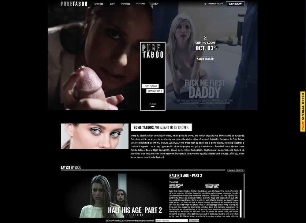 tabu dvd pornó
