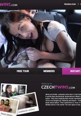 czech twins porn site