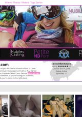 nubiles unscripted porn site
