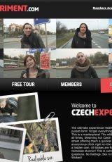 Czech Experiment porn site