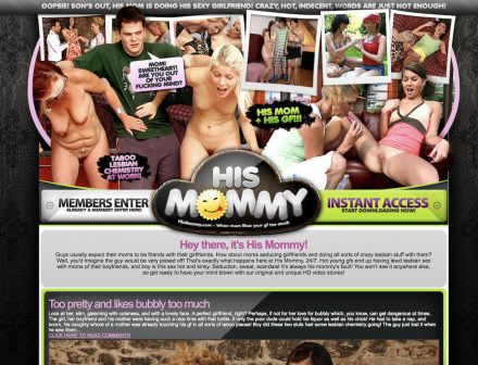 His Mommy