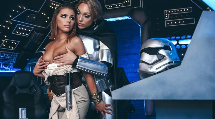 star wars porno full film