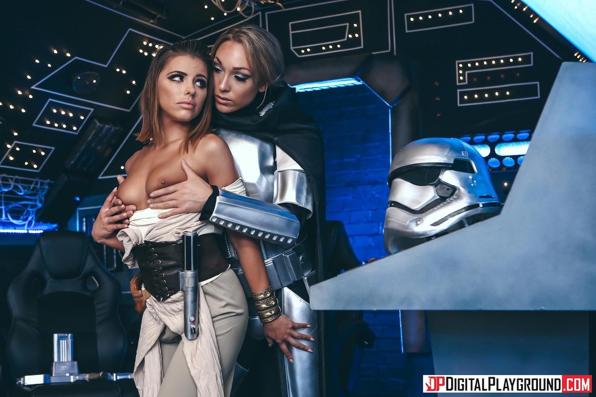 Star Wars Porno Parody