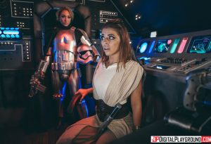 Adriana Chechik in star wars xxx
