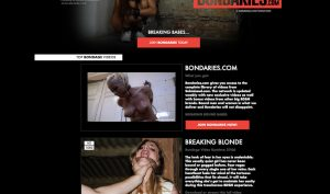 bondiaries porn site