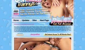 cum filled trannys porn site