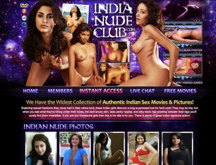 India Nude Club