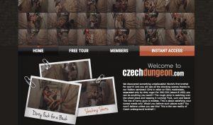 Czech Dungeon porn site