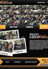 Czech Taxi porn site