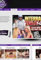 Interracial Tgirl Sex porn site