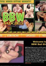 BBW Bad Girls porn site