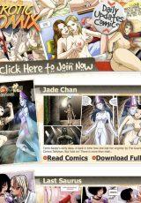 Erotic Comix porn site